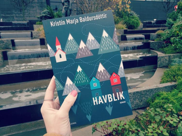 Bogen Havblik af kristín marja baldursdóttir