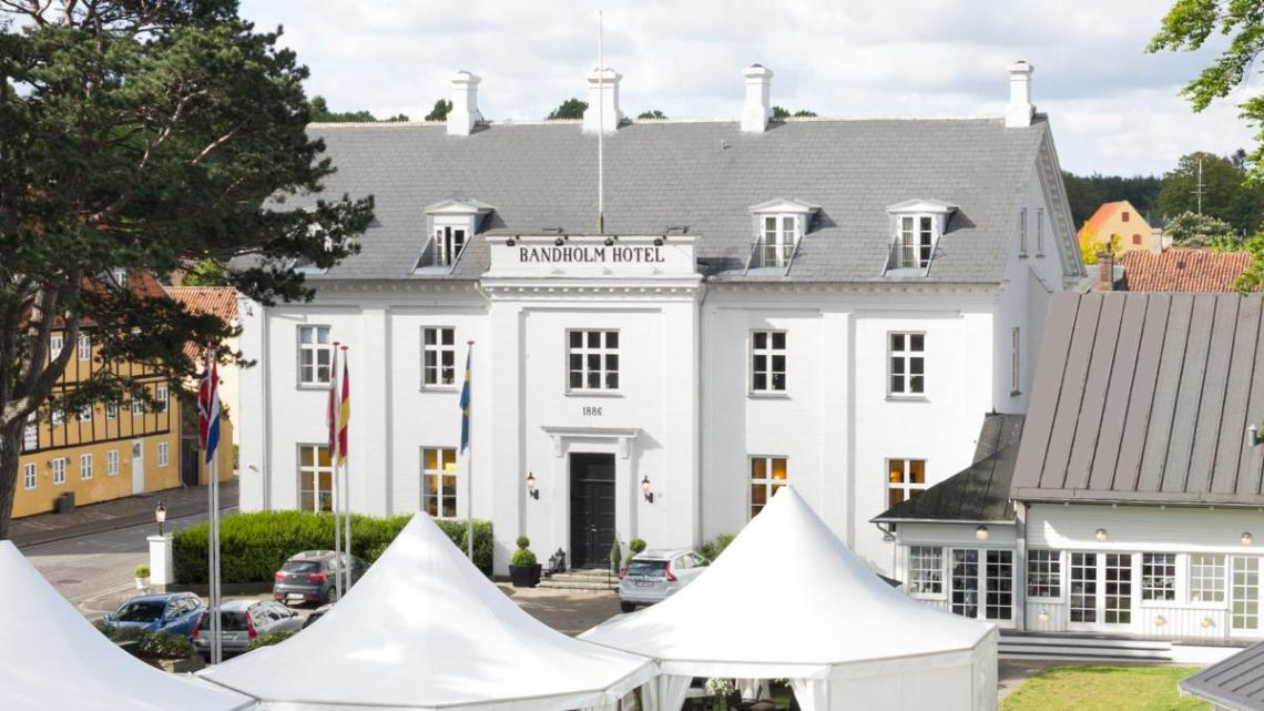 Bandholm Hotel - spa ophold - wellness ophold - gourmet ophold - badehotel