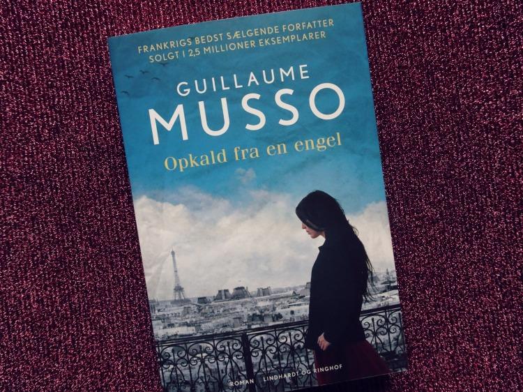 Opkald fra en engel af Guillaume Musso