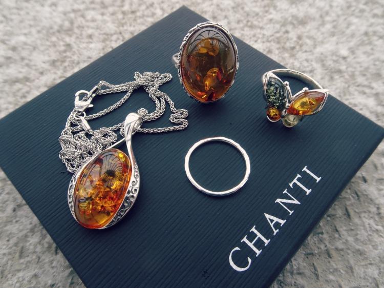 Fine smykker fra Chanti.dk