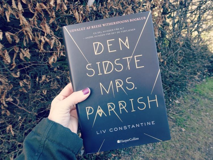 Den sidste Mrs. Parrish af Liv Constantine (psykologisk spændingsroman)