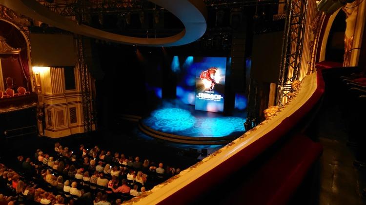 Seebach Musical i Det kongelige teater