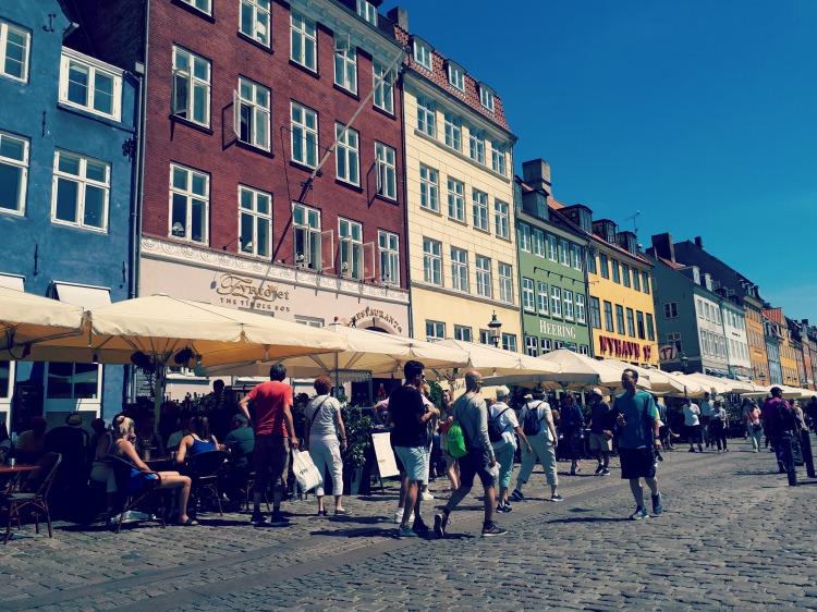 Hygge i Nyhavn