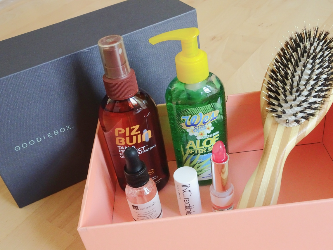 Goodiebox: Beauty around the world