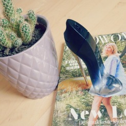 Mit yndlingsmagasin Eurowoman & min yndlings parfume Carolina Herrera Good Girl Légère
