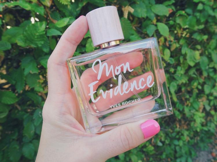 Parfume Yves Rocher - Mon Evidence