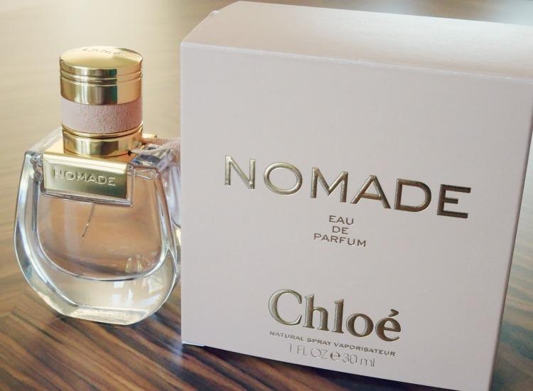 Chloé – Nomade – parfume (købt hos Nicehair.dk)