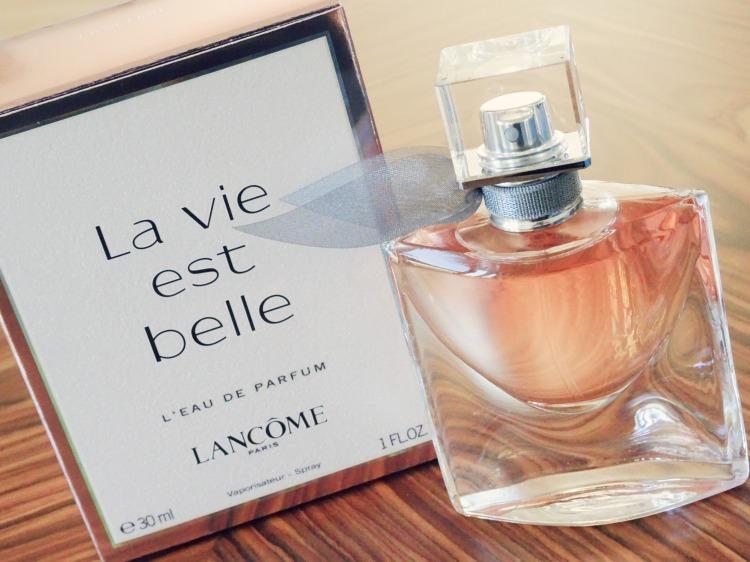 Lancôme - La Vie Est Belle – parfume (købt hos Nicehair.dk)