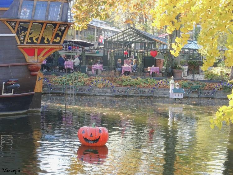 Halloween i Tivoli 2018