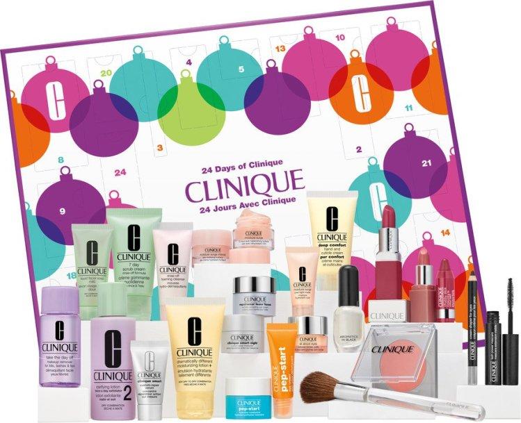 Clinique julekalender - skønhed - beauty - hudpleje - skincare
