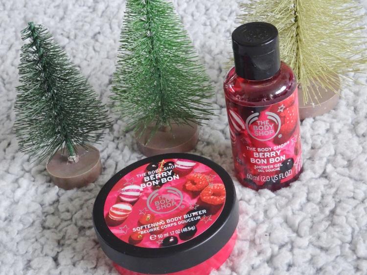 Julekollektion 2018 fra The Body Shop Berry Bon Bon – Skønhed – Beauty – Hudpleje - Skincare