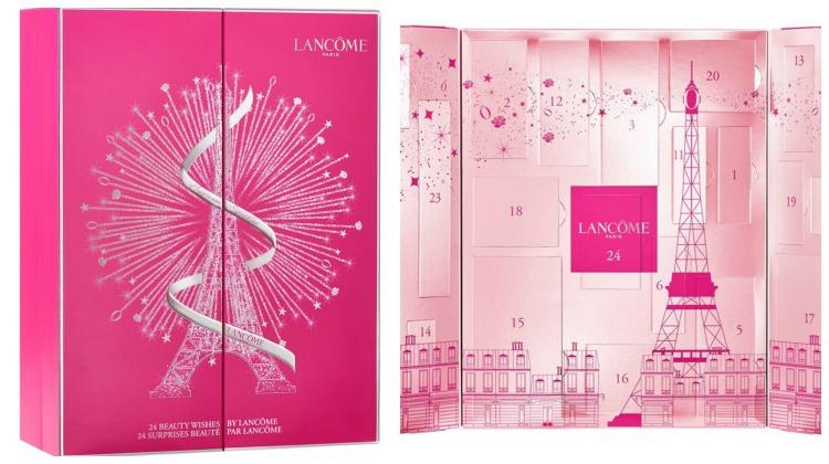 Lancome julekalender 2018 - beauty - skønhed - hudpleje - skincare