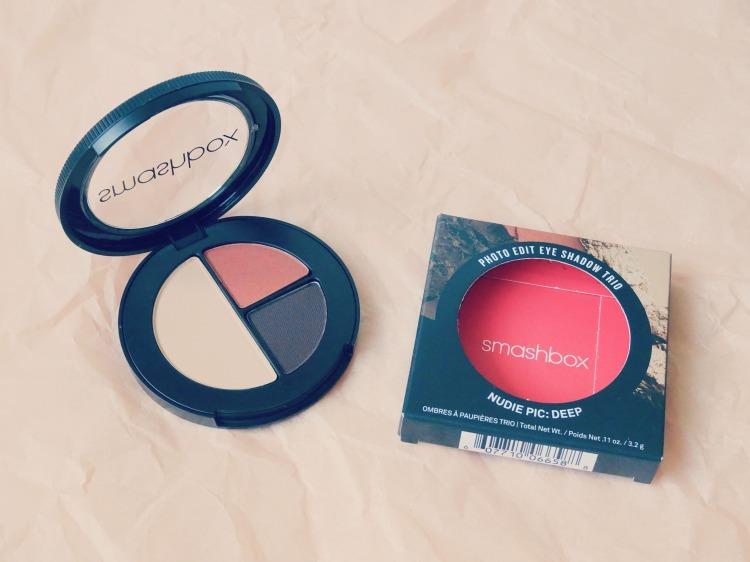 Nicehair.dk – Nicebox – oktober. Skønhed. Beauty. Hudpleje. Smashbox – Photo Edit Eye Shadow Trio