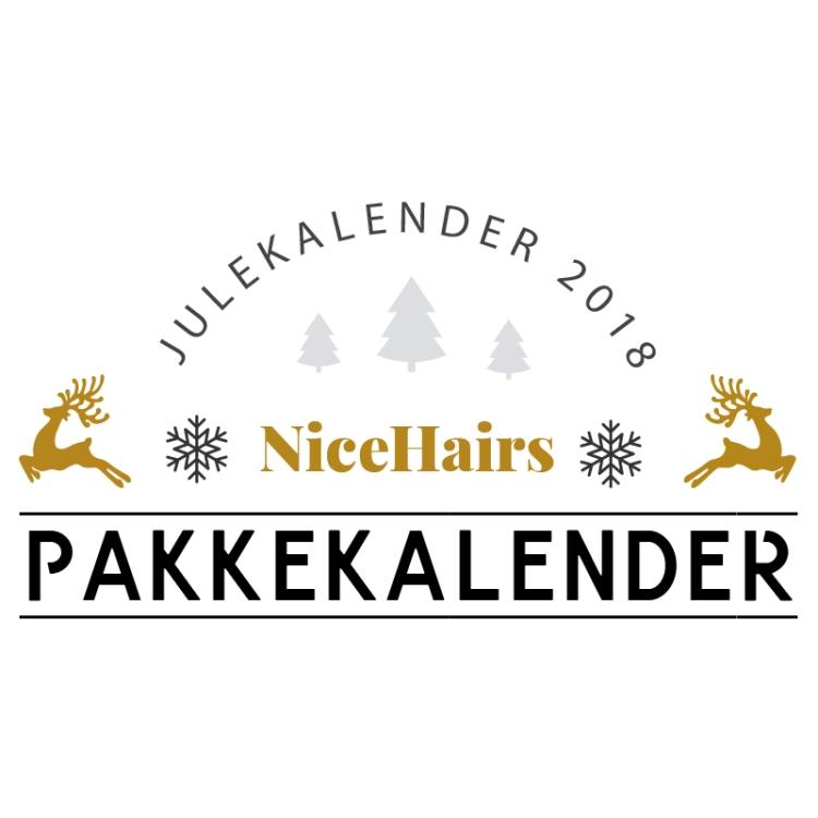 Nicehair.dk pakkekalender 2018 - Beauty - Skønhed - Hudpleje - Skincare