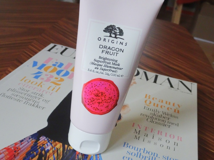 Origins Dragon Fruit Brightening SuperFruit Mask – Skønhed – Beauty – Hudpleje – Skincare - Nicehairdk