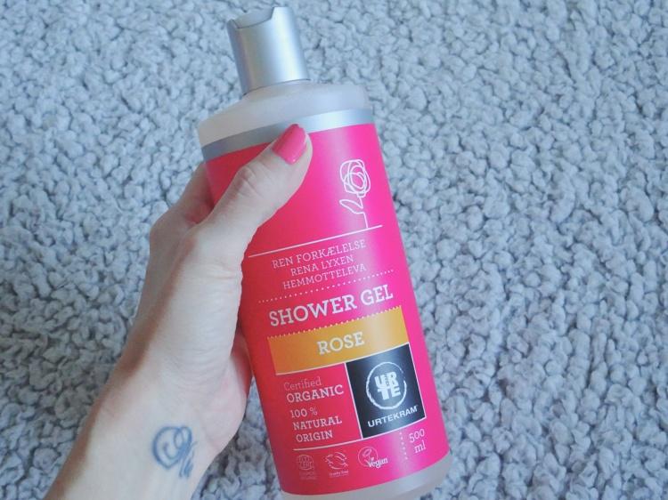 Skønhed Beauty Hudpleje Skincare – Urtekram showergel - Nicehairdk