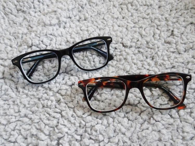 Nye briller fra Louis Nielsen