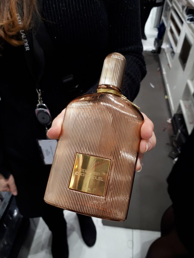 Tom Ford orchid soleil fra Matas