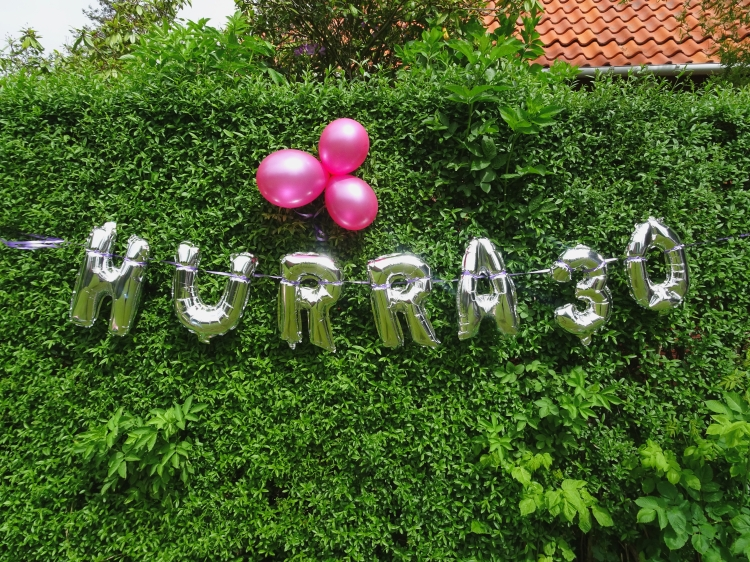 30 års fødselsdagsfest