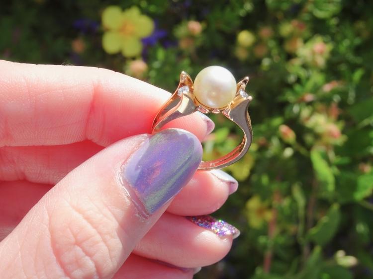 30 års fødselsdagsgaver - Arvesmykke – arvering – ring fra min oldemor