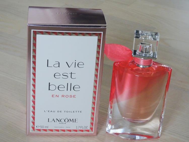 30 års fødselsdagsgaver – Parfume La vie est belle en rose fra Lancome