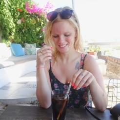 Shellac neglelak - på sommerferie i Marmaris Tyrkiet - feriebilleder