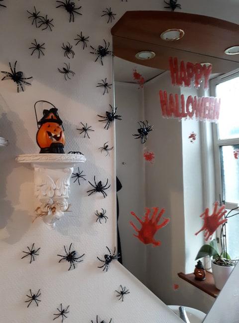 Halloween fødselsdagsfest 2019