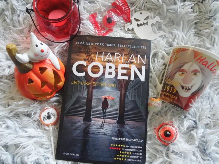 Led ikke efter mig af Harlan Coben