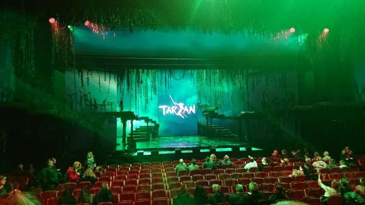 Tarzan musical – Fredericia Teater (23-11-19)