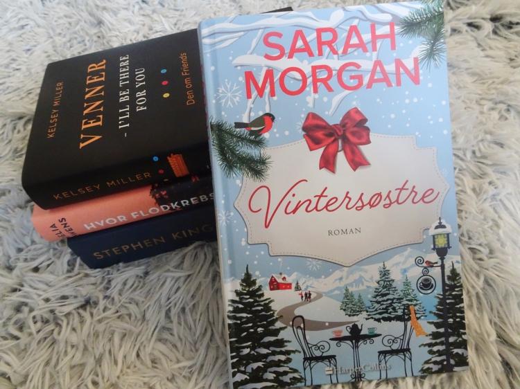 Vintersøstre af Sarah Morgan