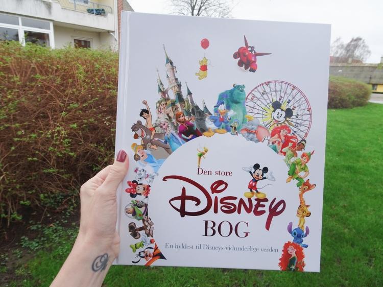 Den store Disney bog