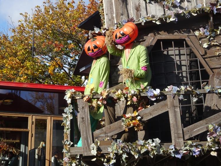 Halloween i Tivoli 2020